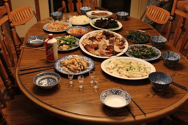 chinese thanksgiving