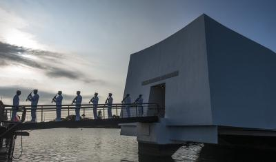 Remember Pearl Harbor--December 7, 1941