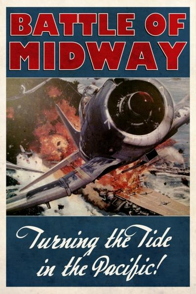 Battle of Midway (Student Writing)