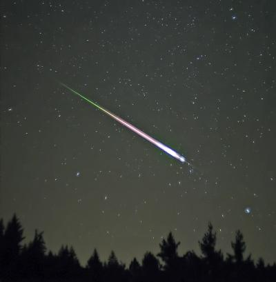 The Meteor Shower